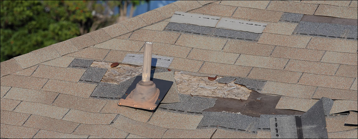 Roof Damage Florida Common To Residential Tampa Brandon
